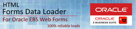 Data Loader for Oracle