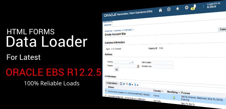 data loader download for oracle r12